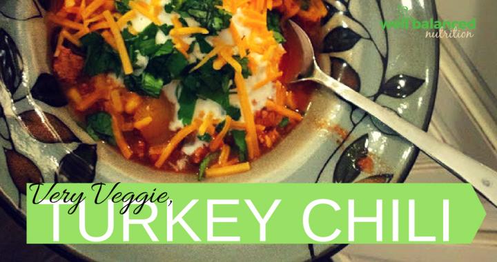Very Veggie, Turkey Chili aka Milli Vanilli Chili