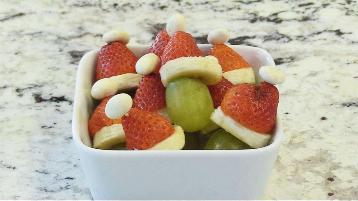 Grinch Fruit Snacks